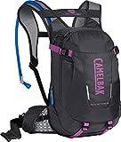 CamelBak Solstice LR 10 100 oz Hydration Pack, Charcoal/Light Purple