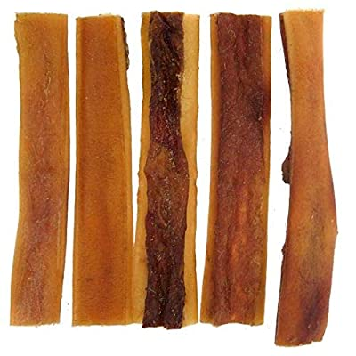 Dentley's Nature's Chews Slow Roasted Hide Stick Dog Treat Bacon 5oz