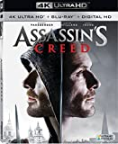 Assassin's Creed [4K UHD] [Blu-ray]