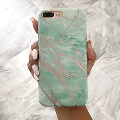 Turquoise Chrome Protective iPhone7 CASESALAMODE