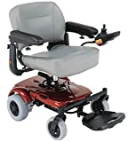 Merits P321 Travel-Ease / EZ-GO Power Wheelchair