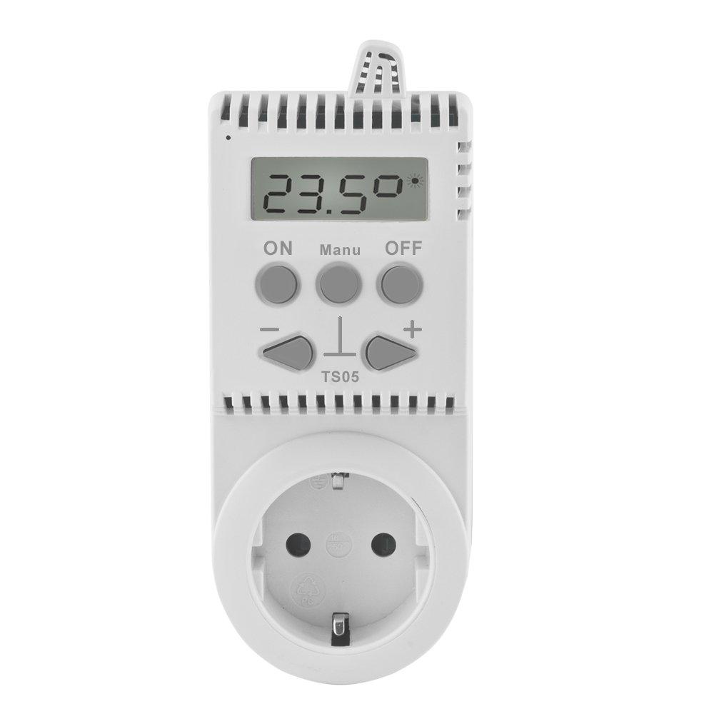 Elektrobock Steckdosenthermostat