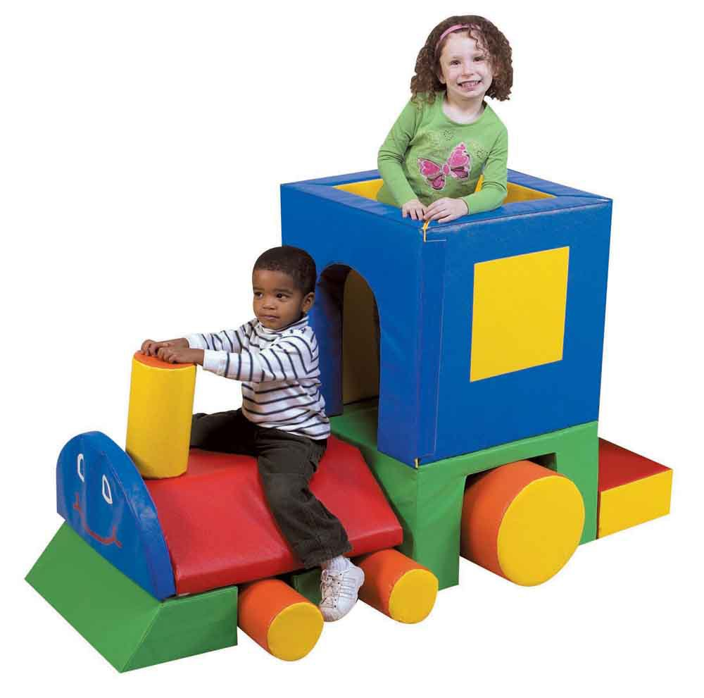 Primary Little Chug Engine Play Center