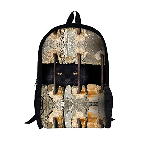 TOREEP 3D Wall Sewing Animal Printing Backpack School - Swimsuit In Dallas Stores