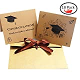 Congratulations Cards with Envelopes - Occasion and Gender Neutral – Bulk Box 4x6 in Postcard Style (Unfolded) for Personalized Congratulations Cards - for Personal and Business