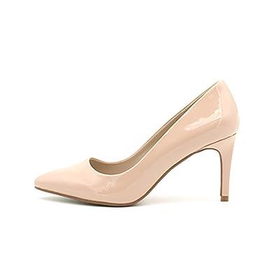 Women Fashion Sexy High Heels Pointed Pumps 2018 Ladies Single Shoes Woman  Shoe Night Club Female d03334360135