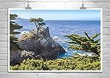 Carmel by the Sea Photograph, Pebble Beach Art, Monterey California Art