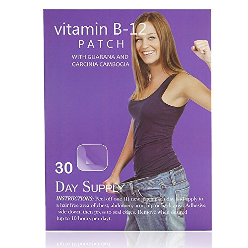 (Natural Energy Patches B 12 Energy Patches Healthier Bodies )