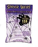 Spooky Halloween Stretch Spider Web