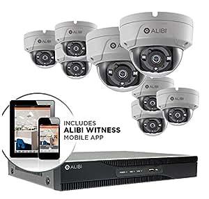 Amazon Com Alibi 8 Camera 3 0 Megapixel 65 Ir Hd Tvi