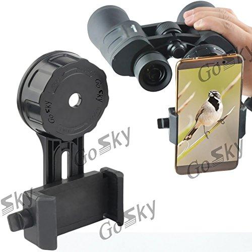 Gosky Binocular Spotting scope Smartphone Adapter Quick Alig