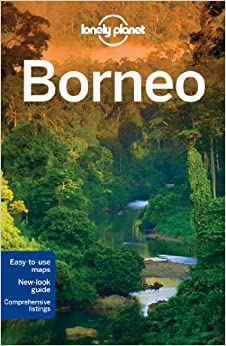 Book Lonely Planet Borneo (Travel Guide)