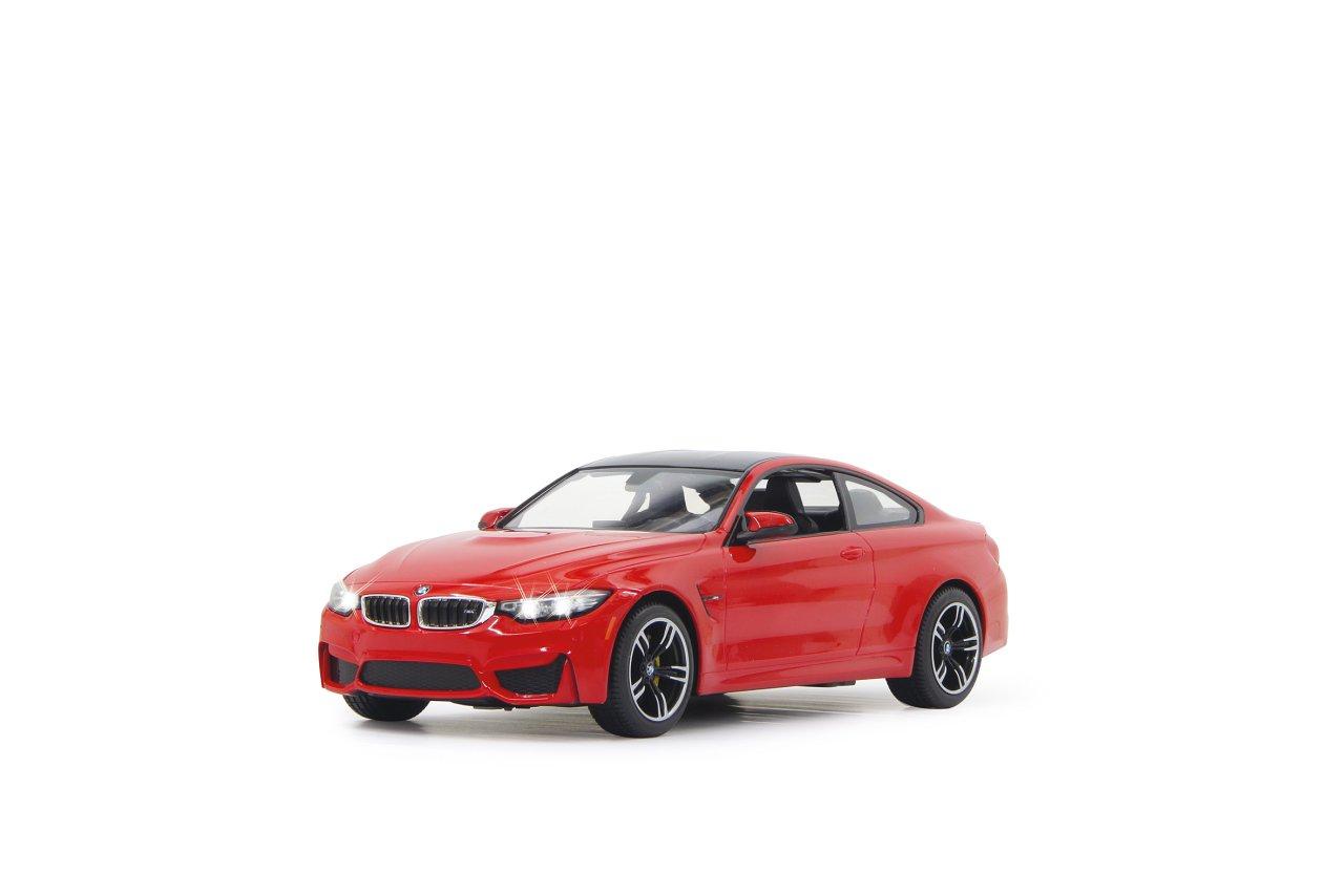 Jamara 404565 - BMW M4 Coupe 1:14, 27 MHz, rot