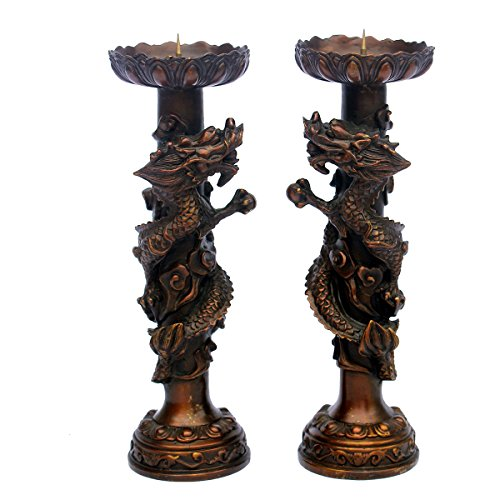 Brown Candlestick - 8