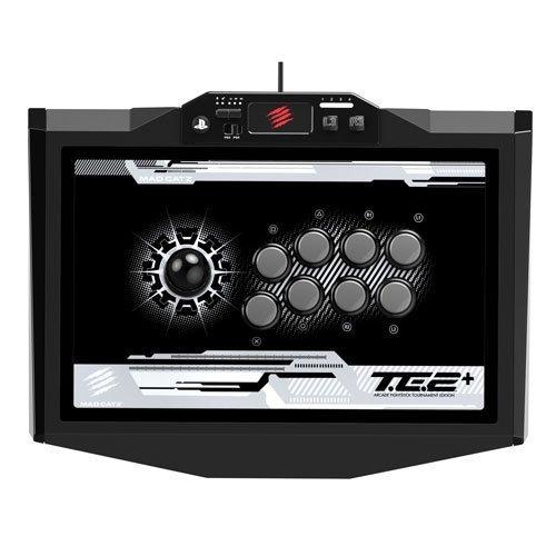 Mad Catz Arcade Fightstick Tournament Edition 2+ (PS3/PS4) MCS-FS-MC-TE2P Japan (Mad Catz Arcade Fightstick Tournament Edition 2)