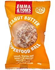 Emma and Tom's Peanut Butter Superfood Ball 40 g x 12
