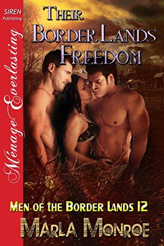 Finding Her Men [Men of the Border Lands 7] (Siren Publishing Menage Everlasting)