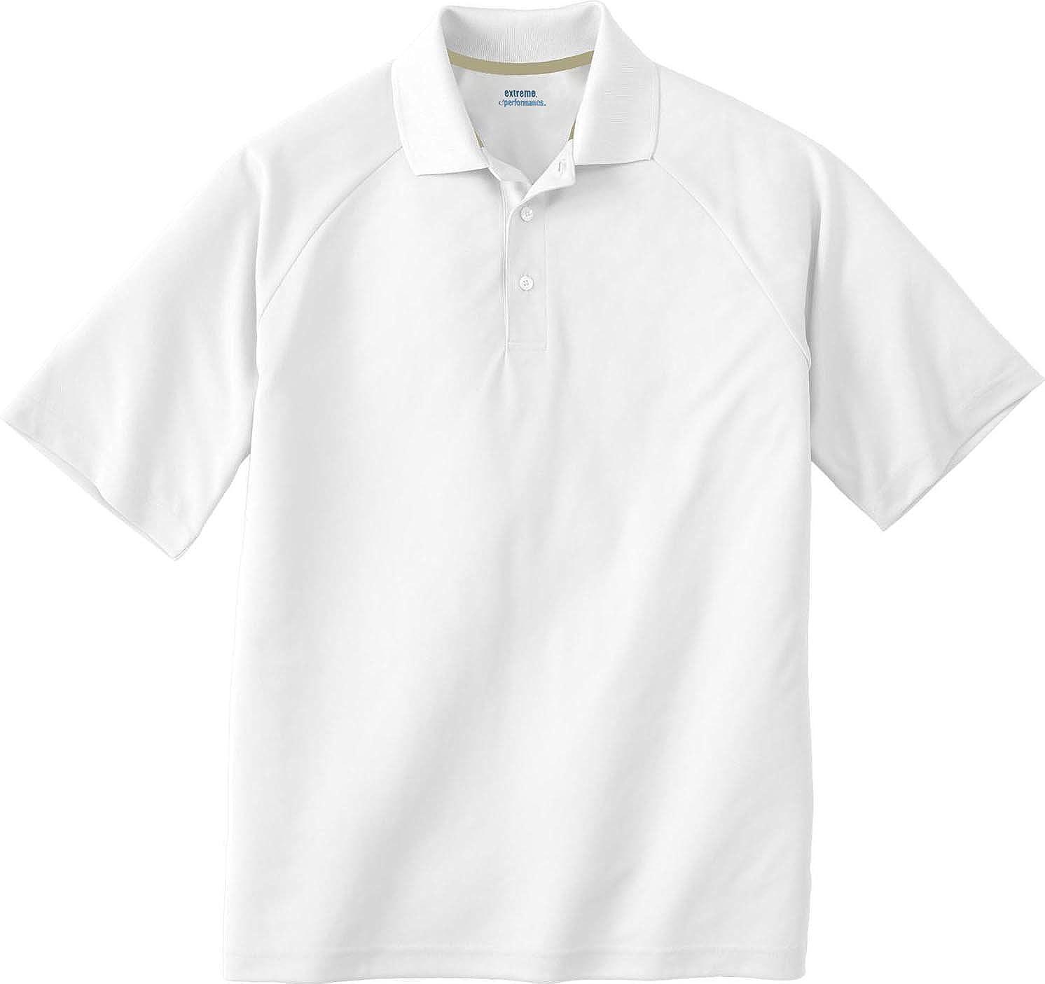 Big Mens Eperformance Pique Polo Shirt-Premium Collection