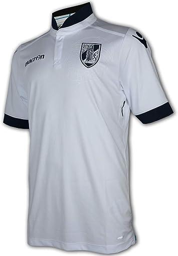 Macron Vitoria Guimaraes Home Jersey 16/17 - Camiseta de fútbol ...