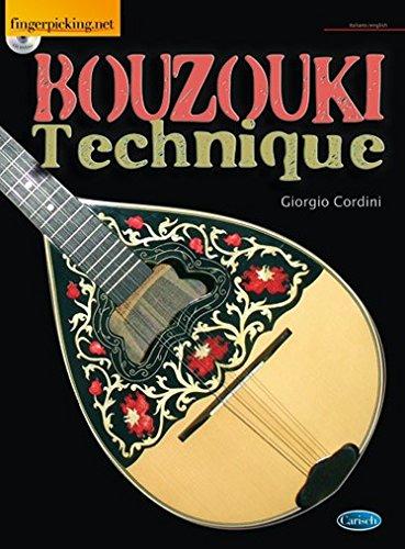 Bouzouki Technique (Italiano). Für Alle Instrumente