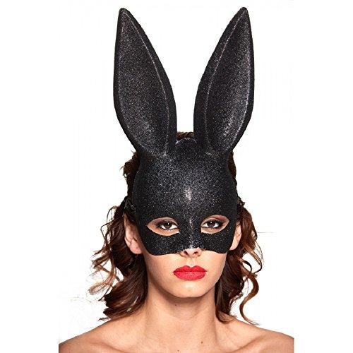 KII Bunny Ears Mask (Glitter -