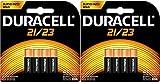 Best Energizer 12 Volt Car Batteries - 8 Duracell Duralock 21/23 12V Alkaline Batteries MN21B4 Review