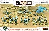 Warloard Games Beyond the Gates of Antares Freeborn Starter Army