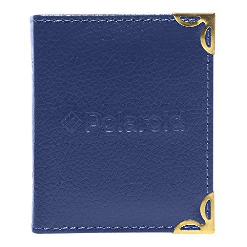 Polaroid Photo Album for 3x4 Polaroid I-Type, 600 Film (OneStep 2) - Blue (Photo Album Polaroid 600)
