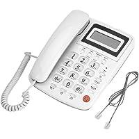 Home Telephone Office Landline Phones - Battery-Free Desktop Landline - Call Display, Call Recording, Call Dialing - 16…