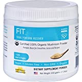 Bluetech Mushroom Matrix Fit Matrix – Organic – Powder – 7.14 oz-By For Sale