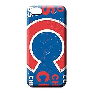 iphone 5c mobile phone back case New Arrival Eco Package For phone Cases chicago bulls mlb baseball