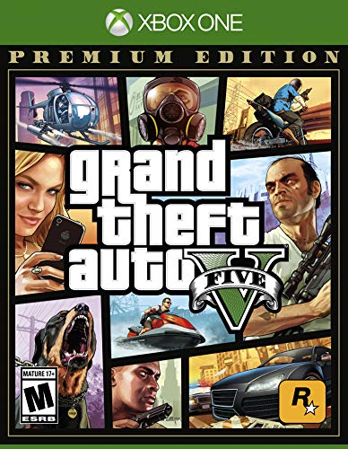 Grand Theft Auto V Premium Edition - Xbox One