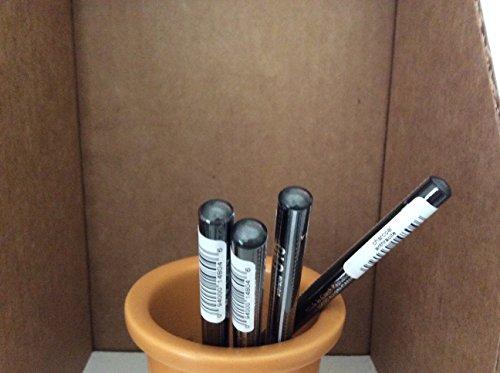 Avon Ultra Luxury Eye Liner Charcoal LOT 4 Pencils