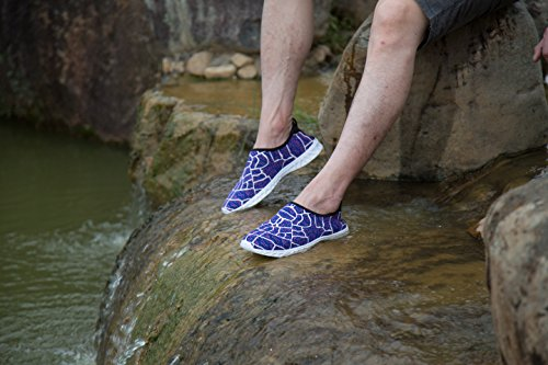 Women Men Shoes Shoes Dry Water Water Aqua Barefoot Shoes AVADAR Purple Quick TaOqgw