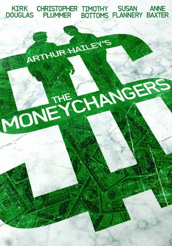 DVD : Arthur Hailey's The Moneychangers (Full Frame, 2 Pack, , 2 Disc, Sensormatic)