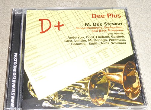 Dee Plus M.dee Stewart Tenor Trombone, Euphonium, and Bass ()