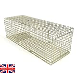 TrapMan Feral Cat Trap & Cat Carrier Range UK MADE Feral cats cat protection Stray cats (Standard Feral Cat Trap)