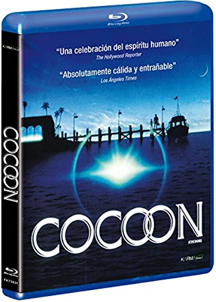 Cocoon [Blu-ray]: Amazon.es: Don Ameche, Brian Dennehy, Steve Guttenberg, Ron Howard, Don Ameche, Brian Dennehy: Cine y Series TV