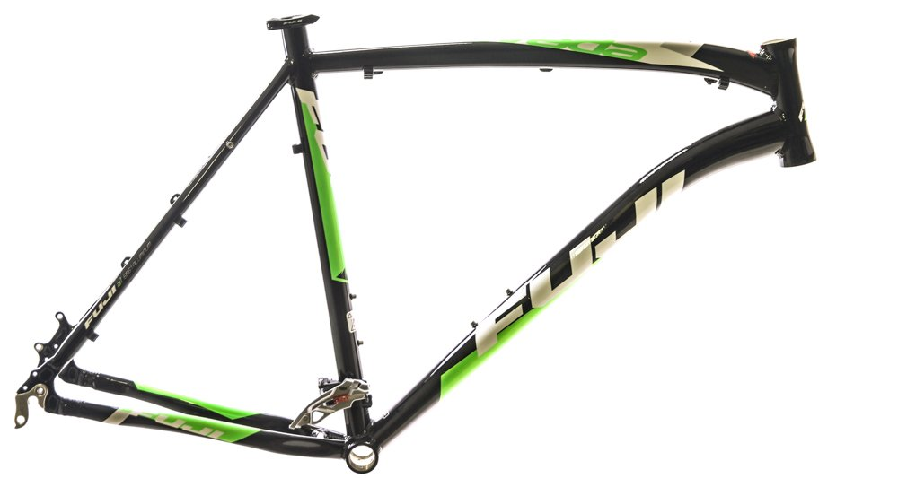 2012 Fuji Nevada 23'' 2.0 MTB Bike Hardtail Frame 26'' A1 6061 Alloy Disc New by Fuji (Image #1)