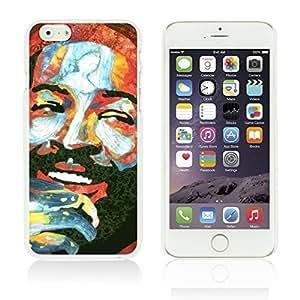 OnlineBestDigitalTM - Celebrity Star Hard Back Case for Apple iPhone 6 Plus (5.5 inch) Smartphone - Marvin Gaye