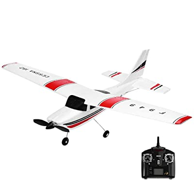 Littleice WLtoys F949 RTF Glider 3CH 2.4G RC Airplane RTF Remote Control Glider EPP Composite Material: Toys & Games