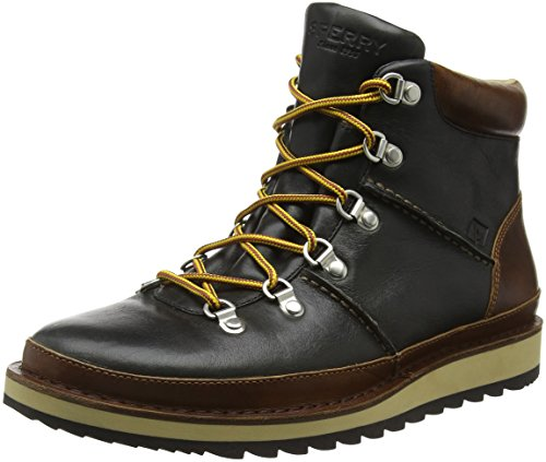 Sperry Top-Sider Men's Dockyard Alpine Chukka Boot, Navy, 7 M (Alpina Alpine Boot)