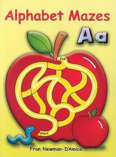 Alphabet Mazes (Dover Children's Activity Books) ebook