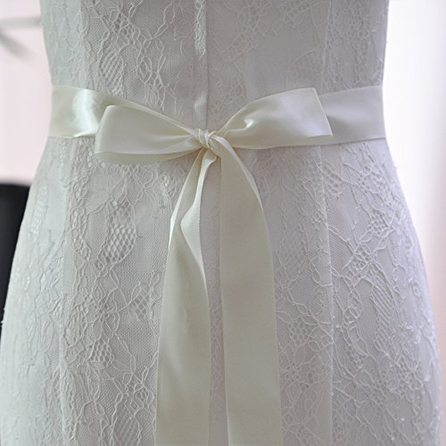 Sash s Belt for Belts Bridal Sashes Ivory Crystal Wedding Women Azaleas Wedding ISnwBq7x5