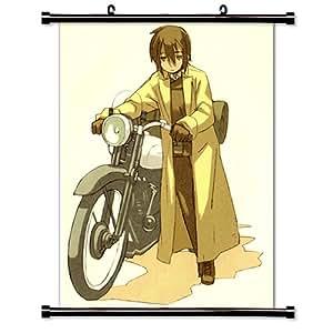 "Kino no Tabi Anime de tela Póster de desplazamiento de pared (16""x 20) pulgadas"