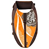 Wacky Paws Life Vest, X-Large, Orange