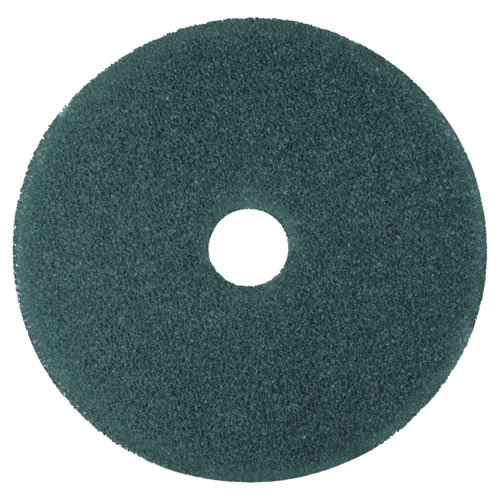 Cleaner Floor Pad 5300, 20'', Blue, 5/Carton, Sold as 1 Carton 20' Blue Cleaner Floor Pads