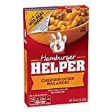 Betty Crocker Hamburger Helper, Cheeseburger Macaroni Hamburger Helper, 6.6 Oz Box