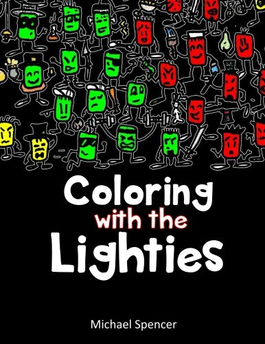Coloring with the Lighties -