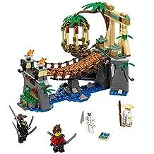 Lego Ninjago Master Falls Building Kit, 312 Piece